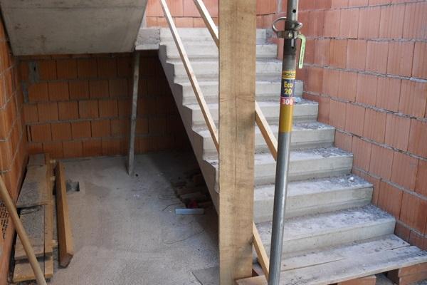 Лесенка из бетона пропорция цементного раствора м100