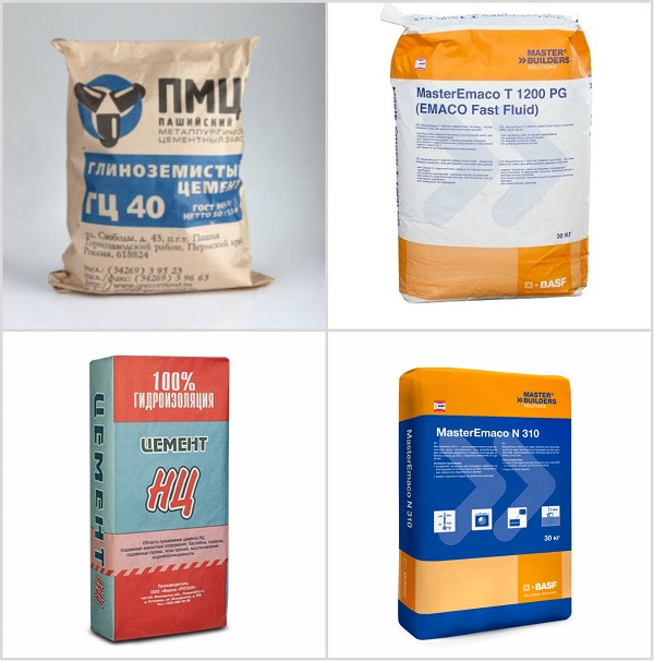 Купить цемент расширяющийся в москве получение цементного раствора
