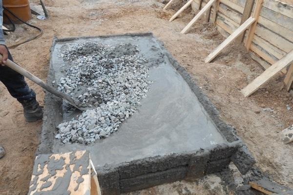 Какой цемент для бетона используют?