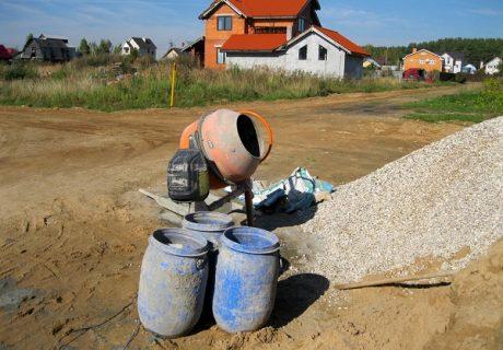 Как приготовить бетон самому