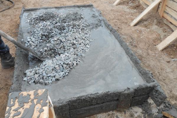 Пропорции цемента