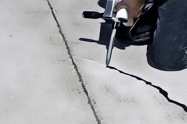Трещины в бетоне - причины и как устранить?