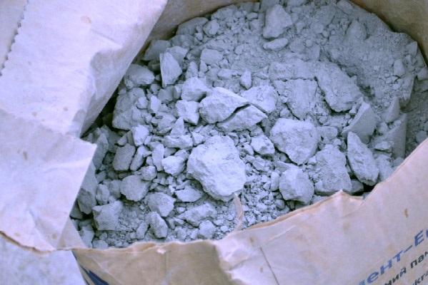 Cрок годности цемента