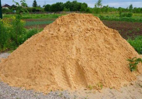 Песок для цемента: какой лучше?