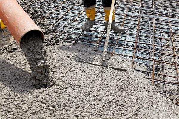 бетон гравийный м300