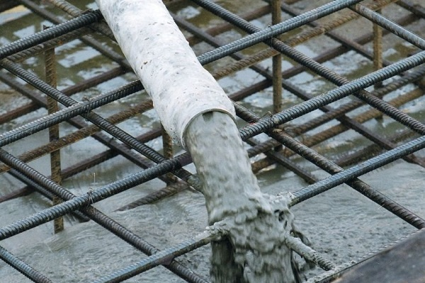 марки монолитного бетона