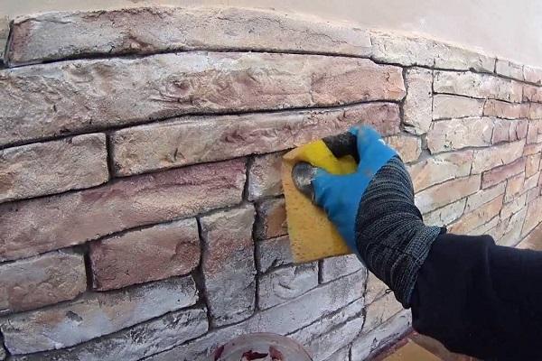 искусственный камень из цемента