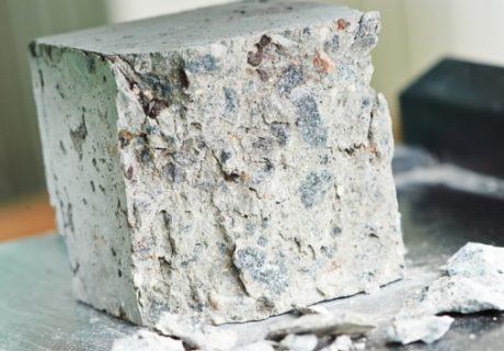 Прочность бетона – способы определения