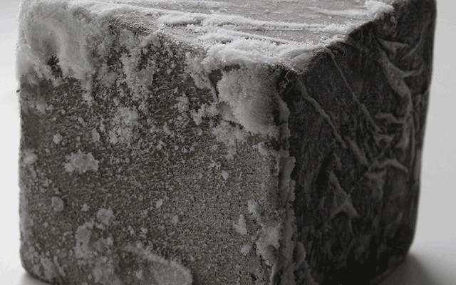 Морозостойкость бетона определение