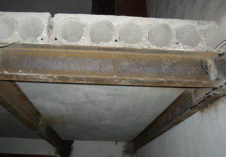 Способы усиления плит перекрытий