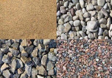 Заполнители для бетона и их виды