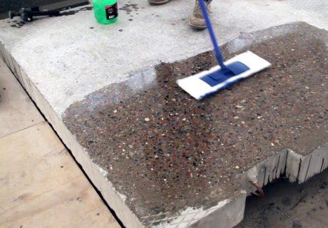 Полиуретановая пропитка для бетона: ТОП-3 популярных