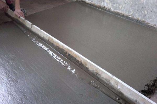 Самонапряжений бетон штукатурка под маяк цементным раствором