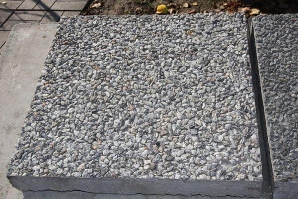 мытый гравий для бетона