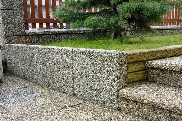 Мытый бетон складов бетон