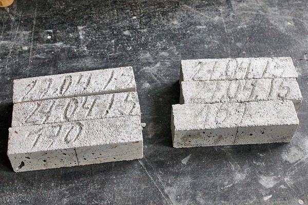 Прочность цементного раствора гост как сделать керамзитобетон самому