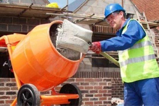 Растворы цементные норма расхода фортификационного бетона