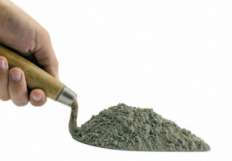 Значение и расчет насыпной плотности цемента