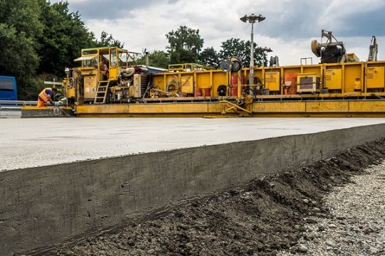 Дорожный бетон состав раствор готовый кладочный цементный 100