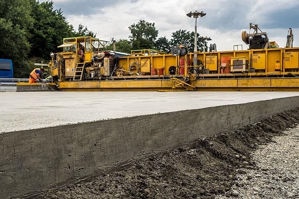 Дорожный бетон и его особенности