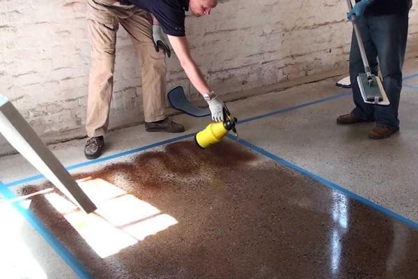 Эмаль по бетону виды куплю модификаторы бетона
