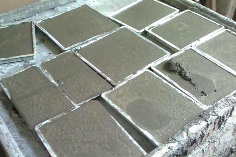 Плитка тротуарная из фибробетона купит бетон м250 с доставкой