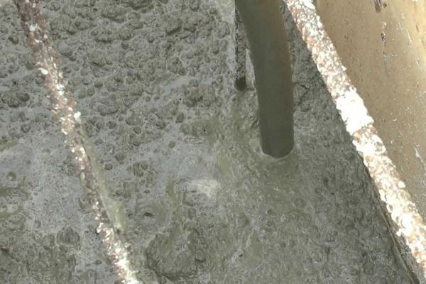 Усадка бетона и влияние на прочность