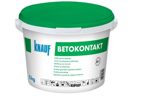 Бетоноконтакт - эффективная грунтовка для стен