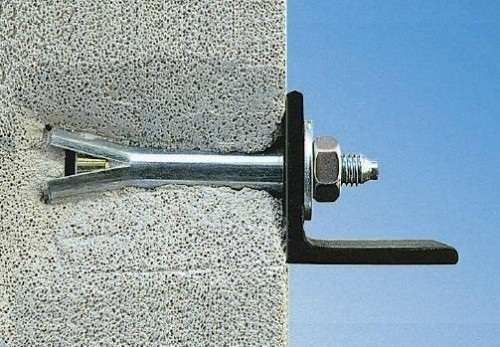 Анкеры для крепления конструкций к бетону